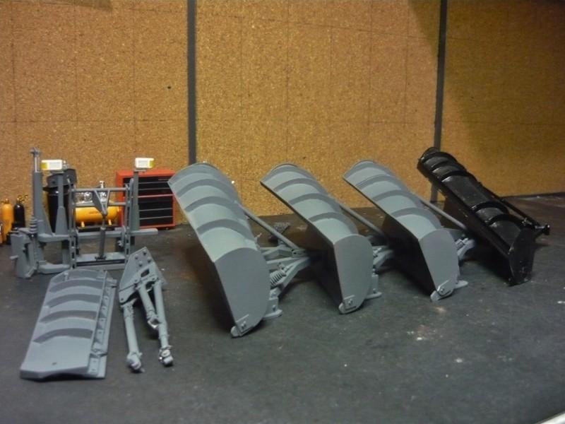 Fabrication de pièces vendu sur commande. P1140620