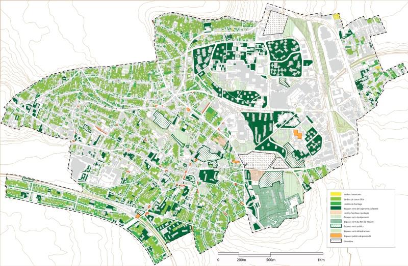Trop peu de parcs et jardins publics dans les quartiers de Fontenay Be-vil10