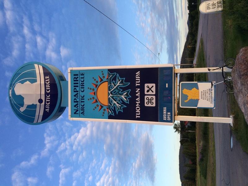 Brompton au Cap Nord [photo] Image10