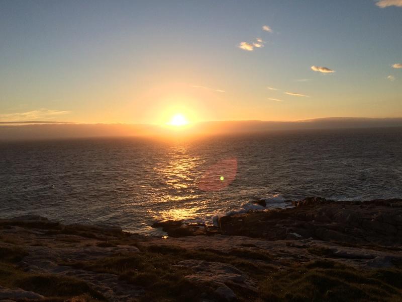 Brompton au Cap Nord [photo] Image21