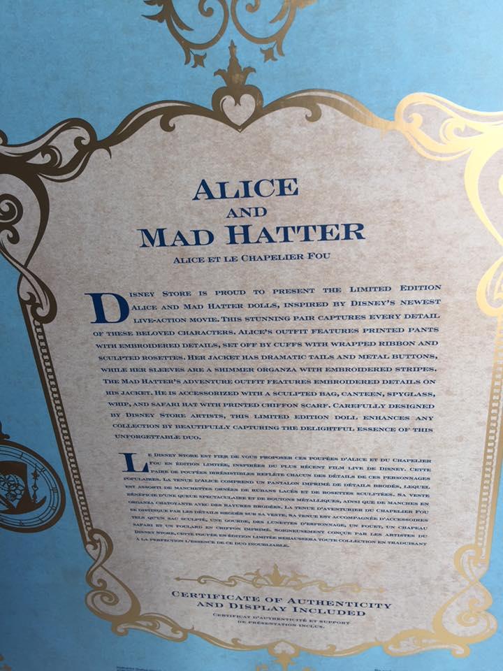 Disney Store Poupées Limited Edition 17'' (depuis 2009) - Page 38 14095710
