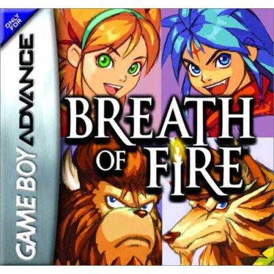 Le mini-test d'Eraclés : BREATH OF FIRE (gba) 33072110