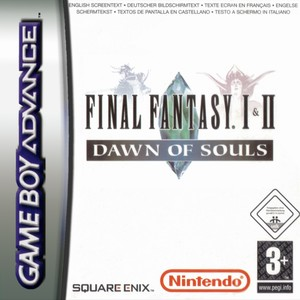 Le mini-test d'Eraclés : FINAL FANTASY dawn of souls (gba) 53910