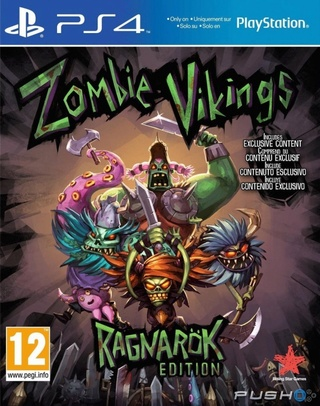 Le mini-test d'Eraclés : ZOMBIE VIKINGS (ps4) Cover_12