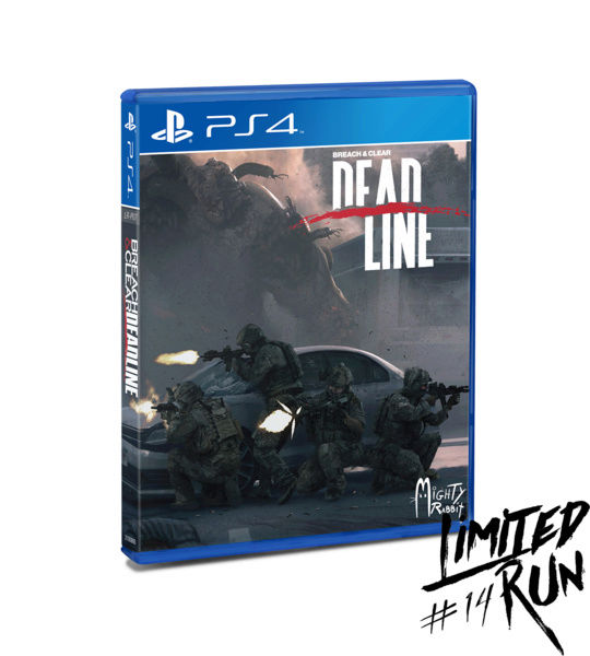 Breach and Clear : Dead Line Deadli10