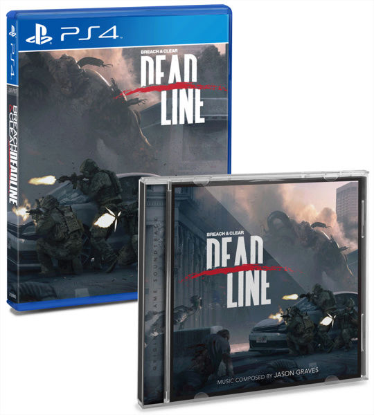 Breach and Clear : Dead Line Deadli11