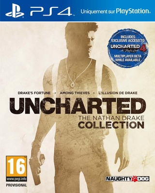 Le mini-test d'Eraclés : UNCHARTED la trilogie Unchar11