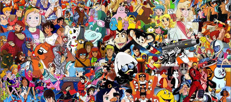 Dessin animé 80 liste