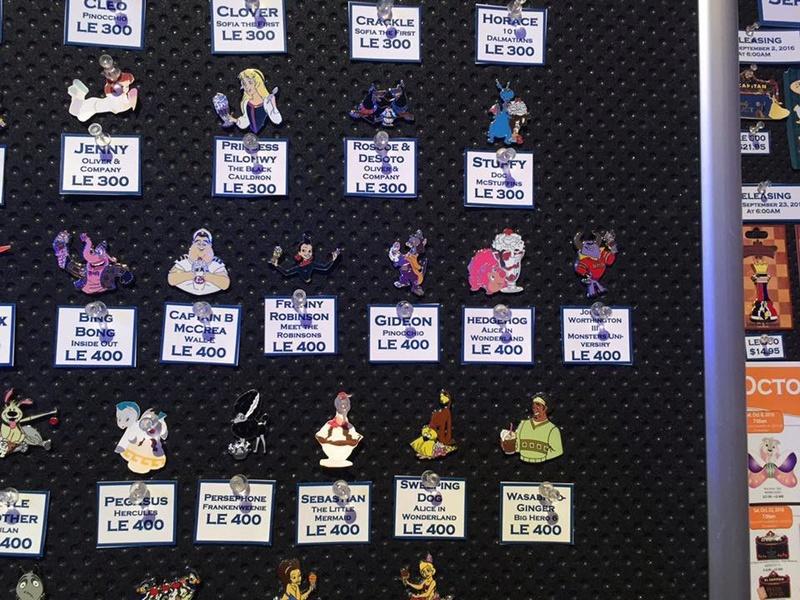 Le Pin Trading à Disneyland Paris - Page 3 14080011