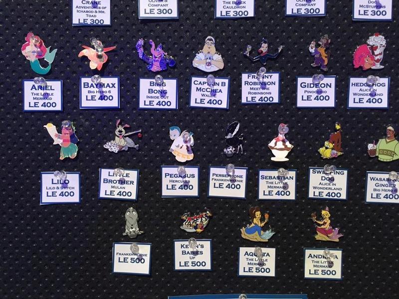 Le Pin Trading à Disneyland Paris - Page 3 14141611