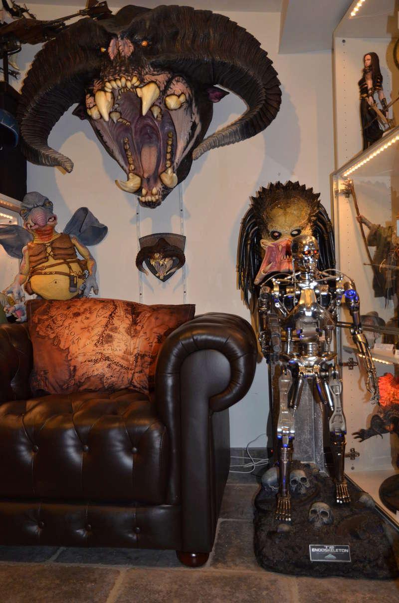 Collect n°469 Grinock : LOTR, STAR WARS, Cinemaquette - Elite Creature NEWS p 8 Dsc_4014