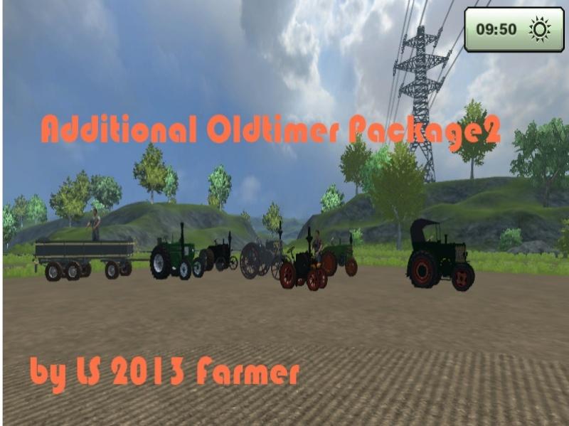 Ulteriori epoca Package2 Mod per Farming Simulator 2013 Foto210