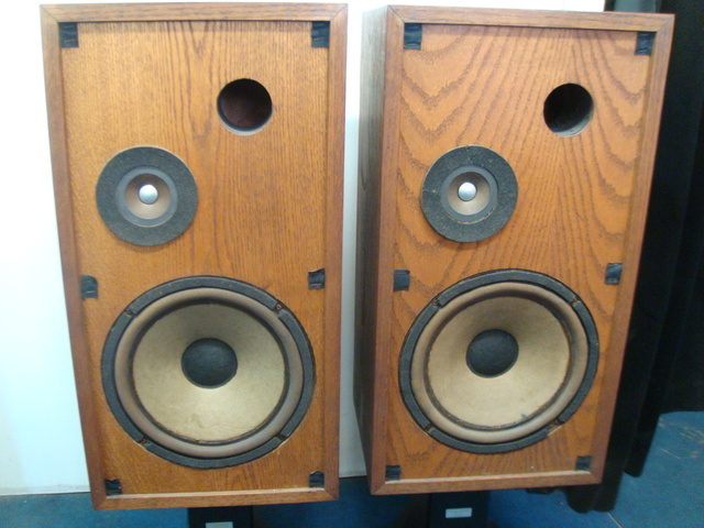 ALTEC LANSING model three speaker (SOLD) Dsc03714