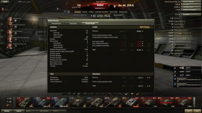 E-100 Amoklauf Shot_113
