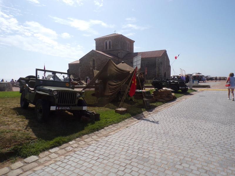 expo de véhicule du débarquement a la chaume  100_1412