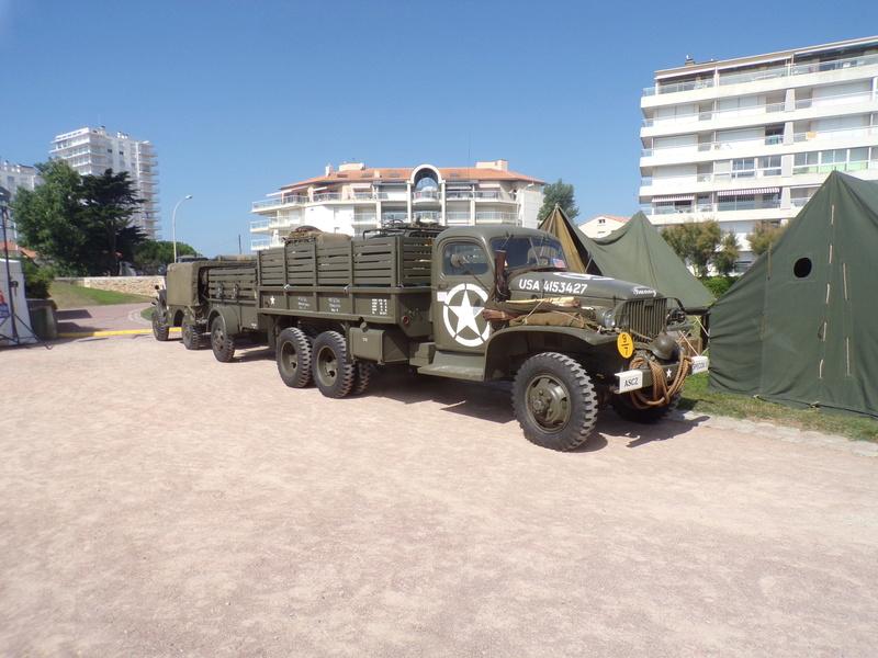 expo de véhicule du débarquement a la chaume  100_1414