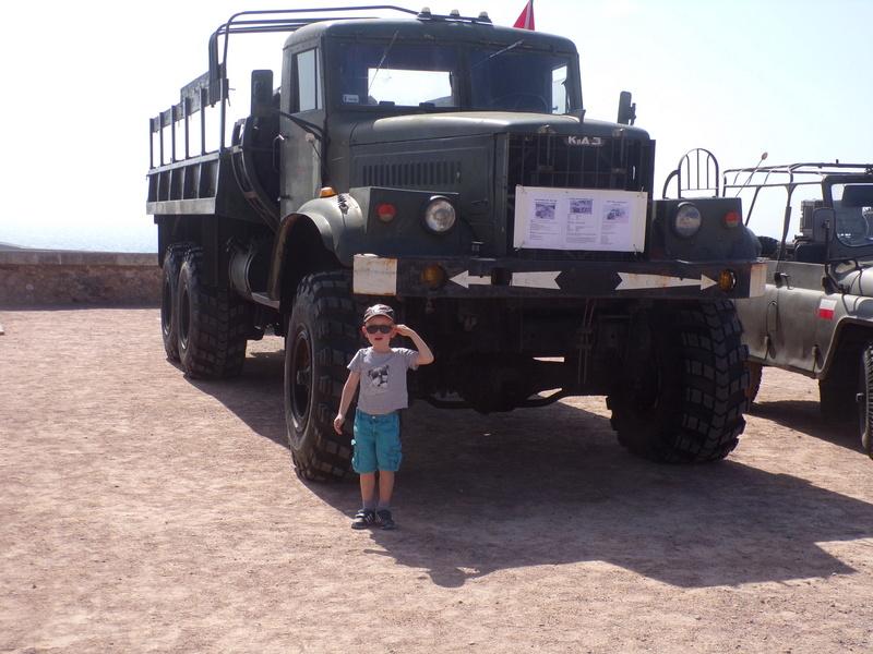 expo de véhicule du débarquement a la chaume  100_1415