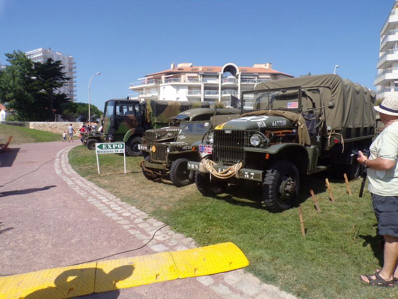 expo de véhicule du débarquement a la chaume  100_1419