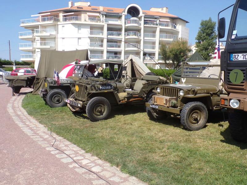 expo de véhicule du débarquement a la chaume  100_1420