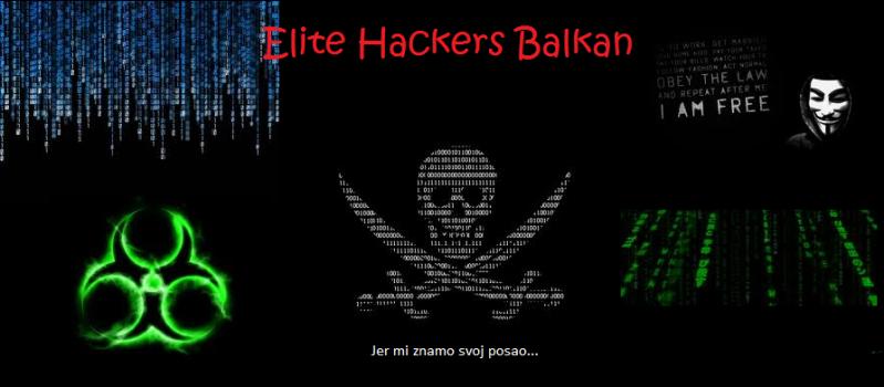 Elite Hackers Balkan