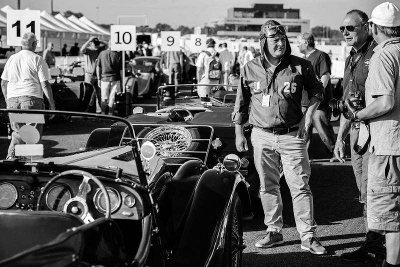 Le Mans Classic 2016 Triump10