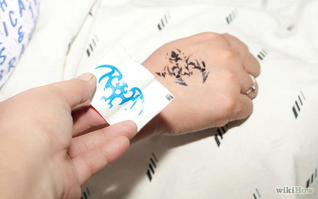 Utilisation de Tattoo à l'eau 670px-10