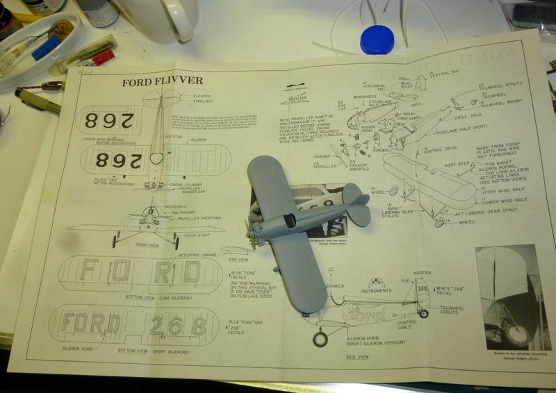 Aviation générale 1/48 Flivve15