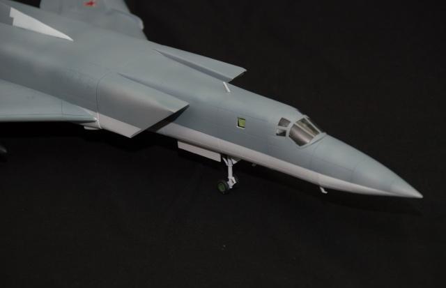AMT Tupolev 22M 1/72 Tupole10