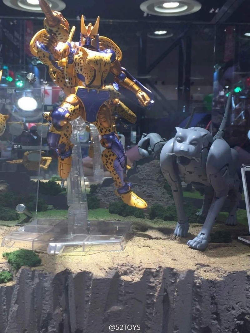 [Masterpiece] MP-34 Cheetor et MP-34S Shadow Panther (Beast Wars) 14693612