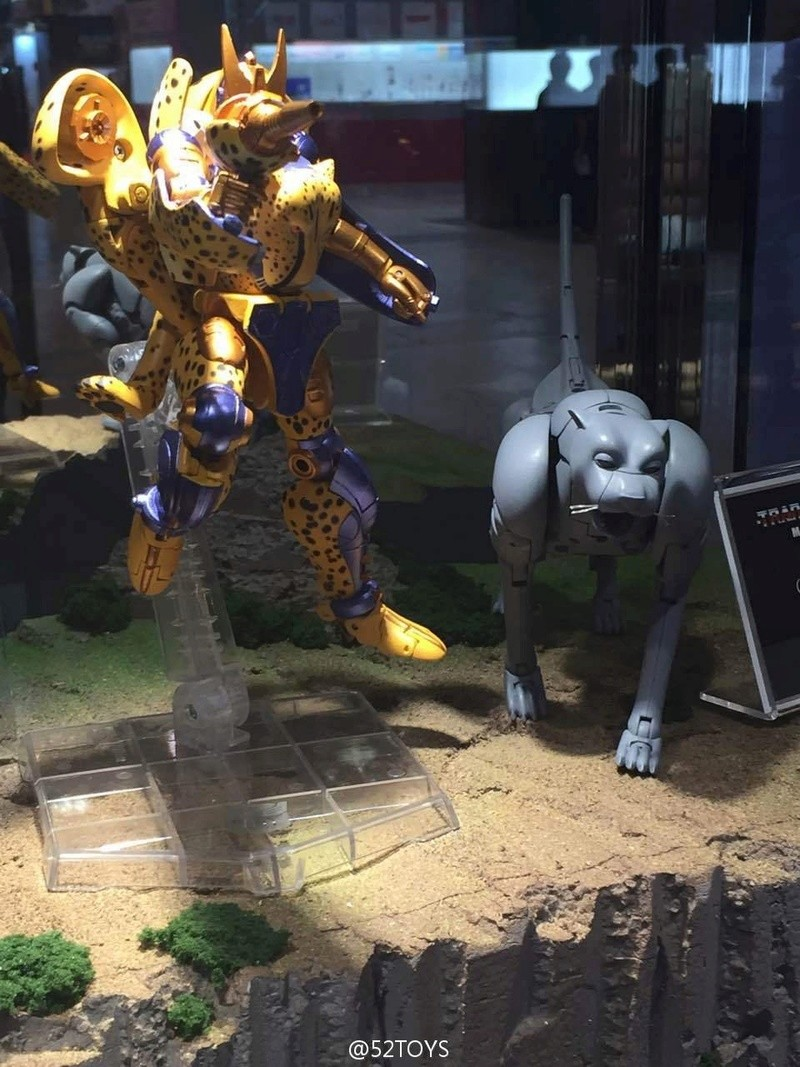 [Masterpiece] MP-34 Cheetor et MP-34S Shadow Panther (Beast Wars) 14693614