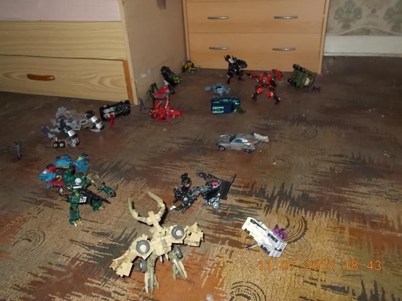 Guerres Transformers! Montrez-moi vos batailles et guerres épiques en photo ici. - Page 4 Mama_016