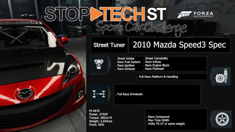 Stop-Tech Sport Car Challenge  2010ma10