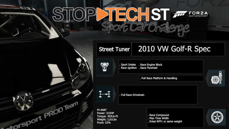 Stop-Tech Sport Car Challenge  2010vw10