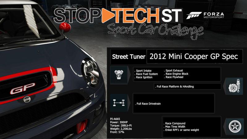 Stop-Tech Sport Car Challenge  2012mi10