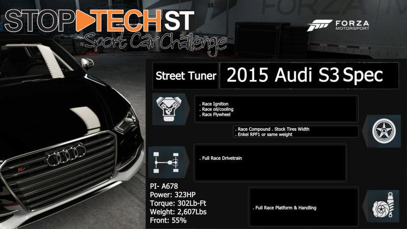 Stop-Tech Sport Car Challenge  2015au10