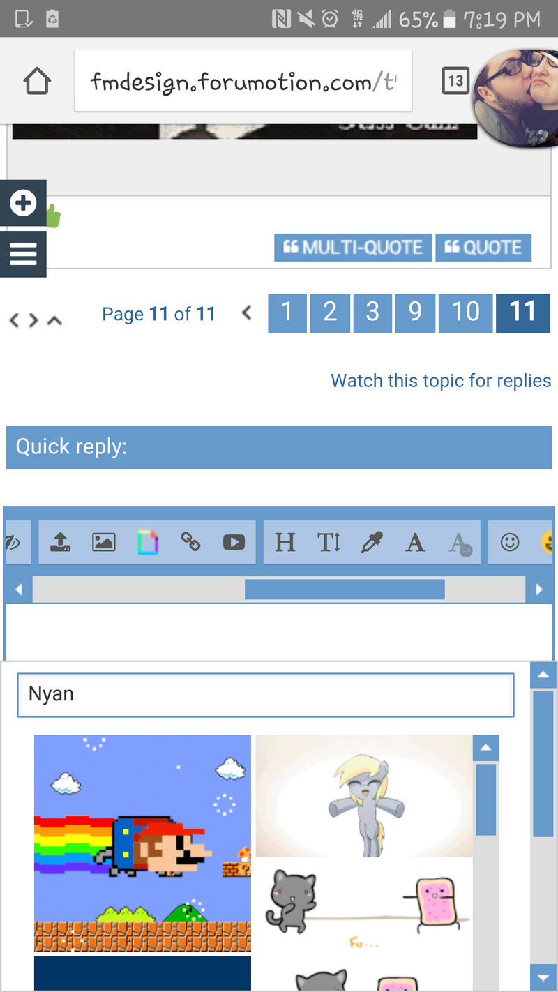[FIXED] Double scrollbar Giphy Screen16