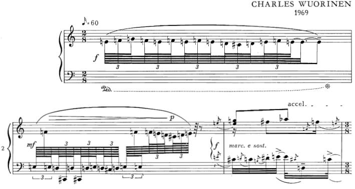 wuorinen - Charles Wuorinen (1938) 2016-014