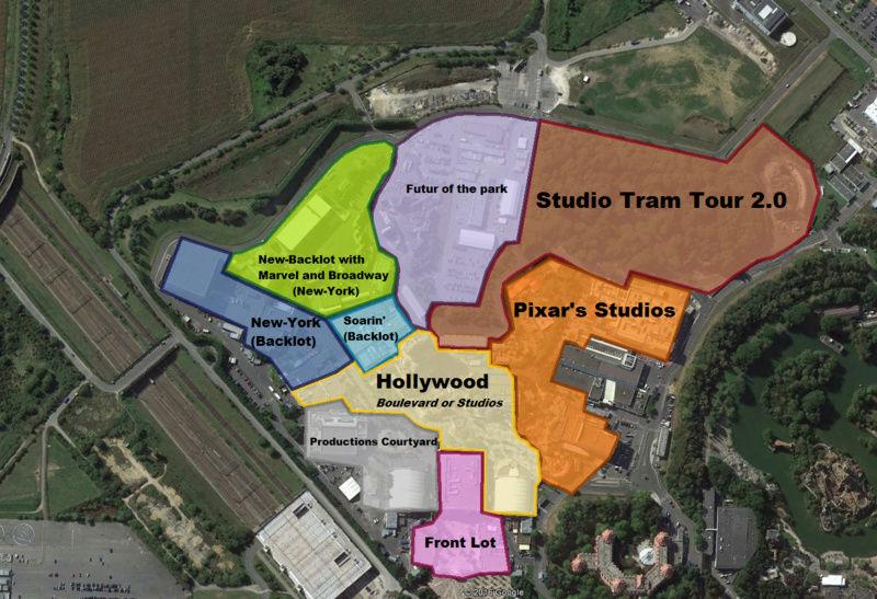 Disney Hollywood Adventure - ou la reconversion idéale du Parc Walt Disney Studios - Page 12 Park_210