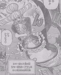 One Piece Manga 830: Spoiler 3ad3f010