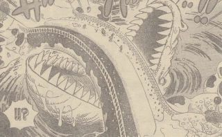 One Piece Manga 831: Spoiler 72c46810