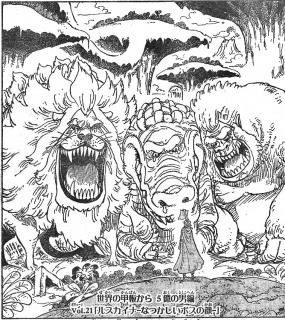One Piece Manga 831: Spoiler 7cddc010