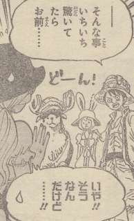 One Piece Manga 831: Spoiler De679610