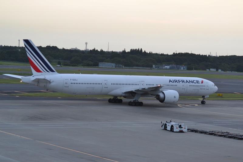 Un triple 7 chez Air France Image191