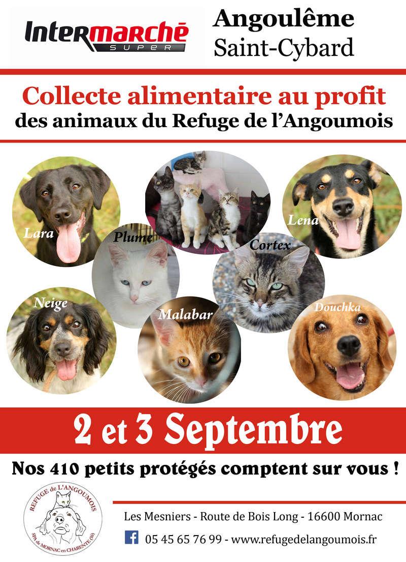 Opération caddies les 2 et 3 septembre 2016 Intermarché Angoulême Saint Cybard Inter_10