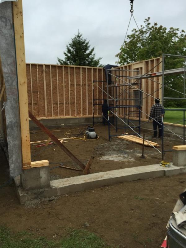 Garage construction Gararg10