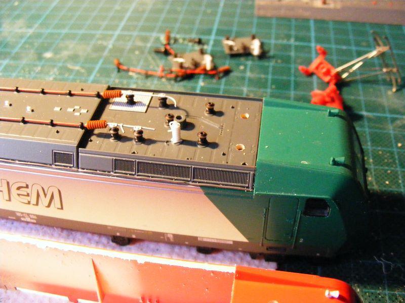Umbau BR 185 Dscf6122