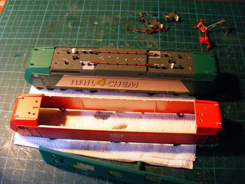 Umbau BR 185 Dscf6123