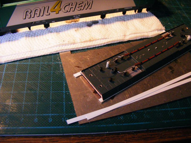 Umbau BR 185 Dscf6125