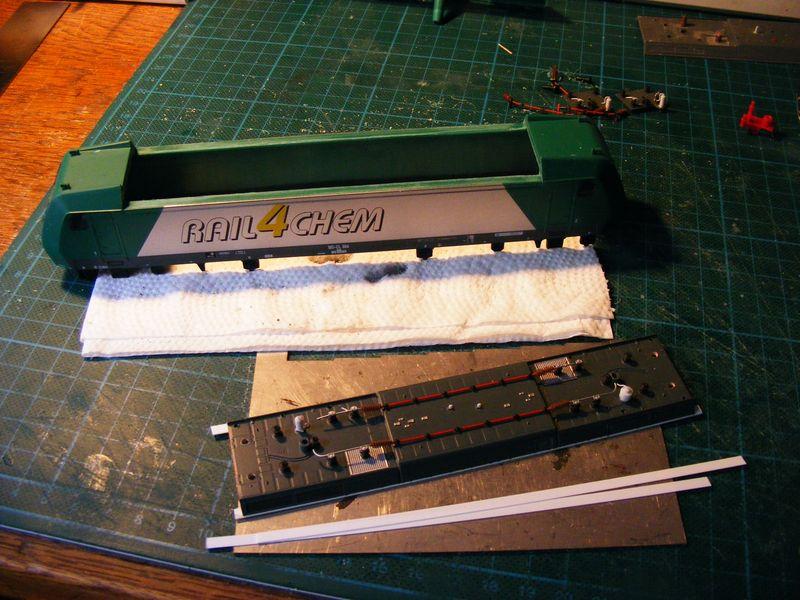 Umbau BR 185 Dscf6126
