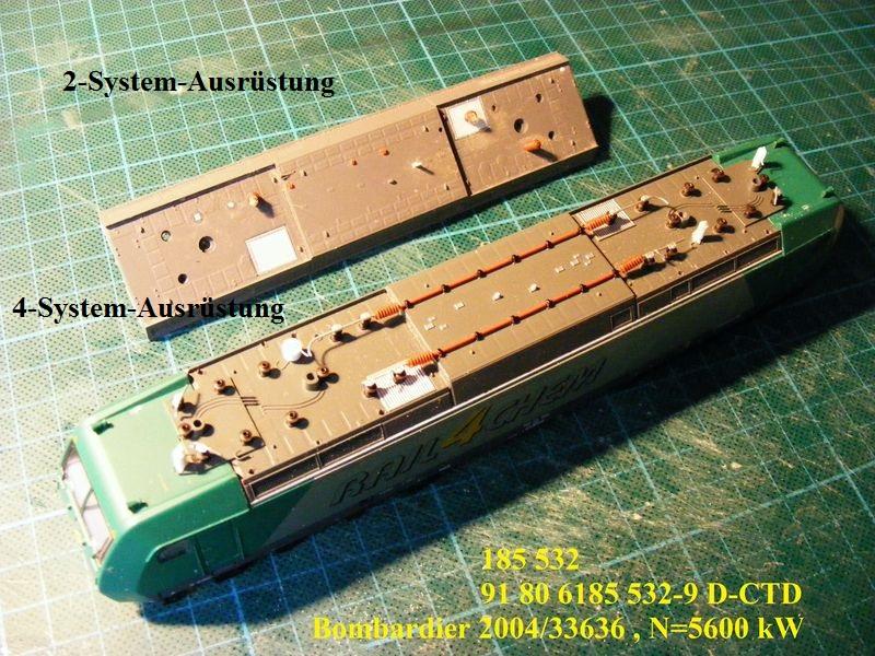 Umbau BR 185 Dscf6127